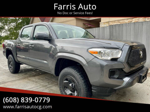 2016 Toyota Tacoma for sale at Farris Auto in Cottage Grove WI