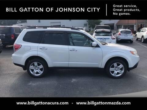 2010 Subaru Forester for sale at Bill Gatton Used Cars - BILL GATTON ACURA MAZDA in Johnson City TN
