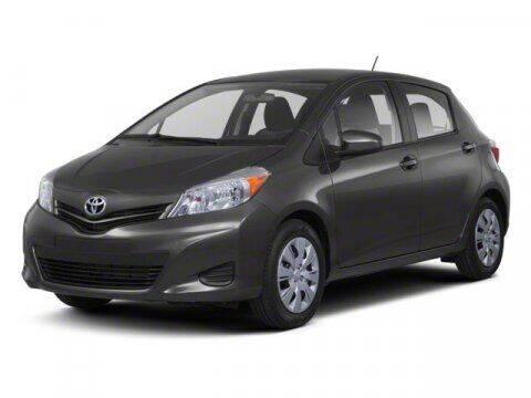 2013 Toyota Yaris for sale at DAVID McDAVID HONDA OF IRVING in Irving TX