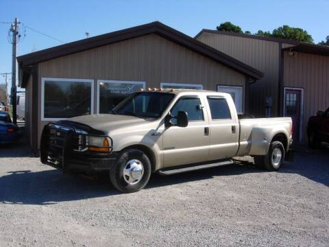2001 Ford F-350 Super Duty for sale at Greg Vallett Auto Sales in Steeleville IL