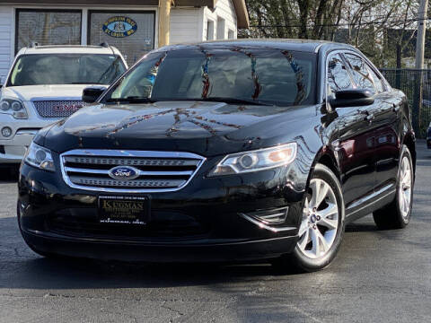 2012 Ford Taurus for sale at Kugman Motors in Saint Louis MO