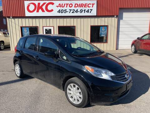 2015 Nissan Versa Note for sale at OKC Auto Direct in Oklahoma City OK