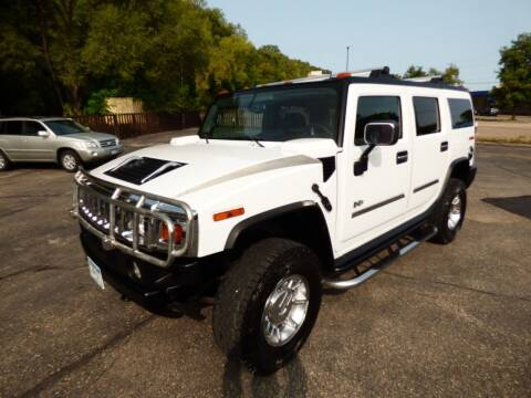 2005 HUMMER H2 for sale at Chris's Century Car Company in Saint Paul MN