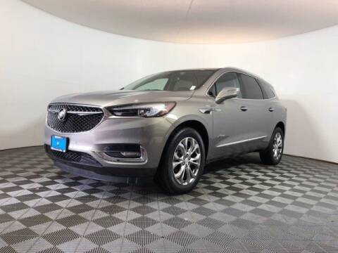 2018 Buick Enclave for sale at BMW of Schererville in Shererville IN