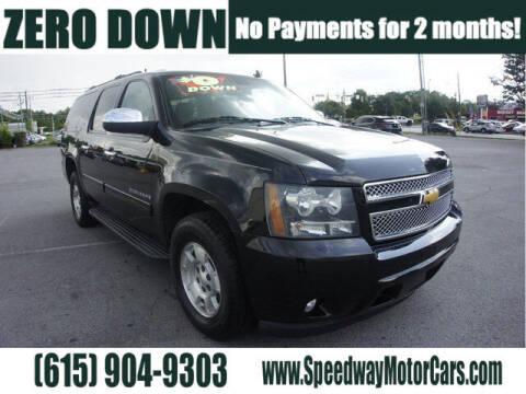 2012 Chevrolet Suburban for sale at Speedway Motors in Murfreesboro TN