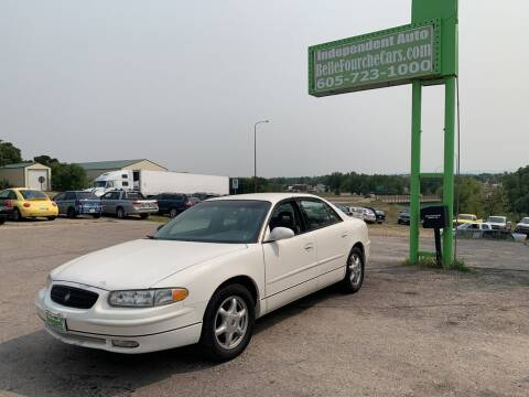 2002 Buick Regal for sale at Independent Auto in Belle Fourche SD