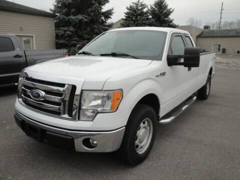 2010 Ford F-150 for sale at Columbus Car Company LLC in Columbus OH