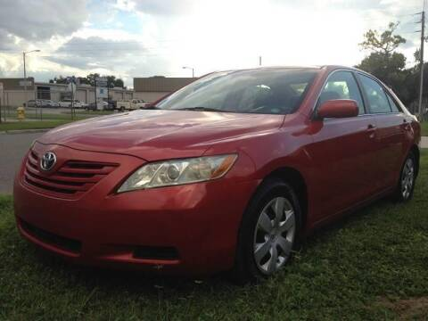 2007 Toyota Camry for sale at Affordable Auto in Ocoee FL