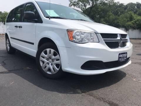 2014 Dodge Grand Caravan for sale at Certified Auto Exchange in Keyport NJ