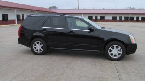2005 Cadillac SRX for sale at New Horizons Auto Center in Council Bluffs IA