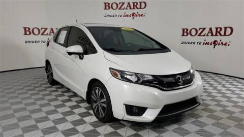 2015 Honda Fit for sale at BOZARD FORD in Saint Augustine FL