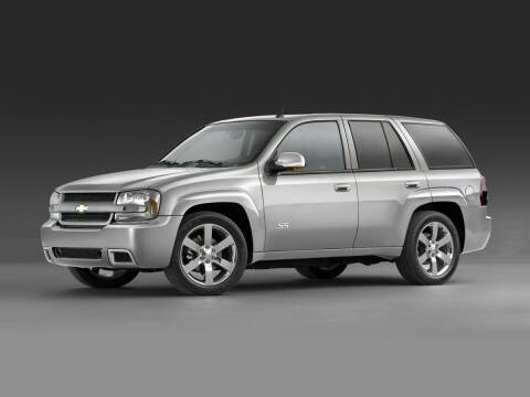 2007 Chevrolet TrailBlazer for sale at Sundance Chevrolet in Grand Ledge MI