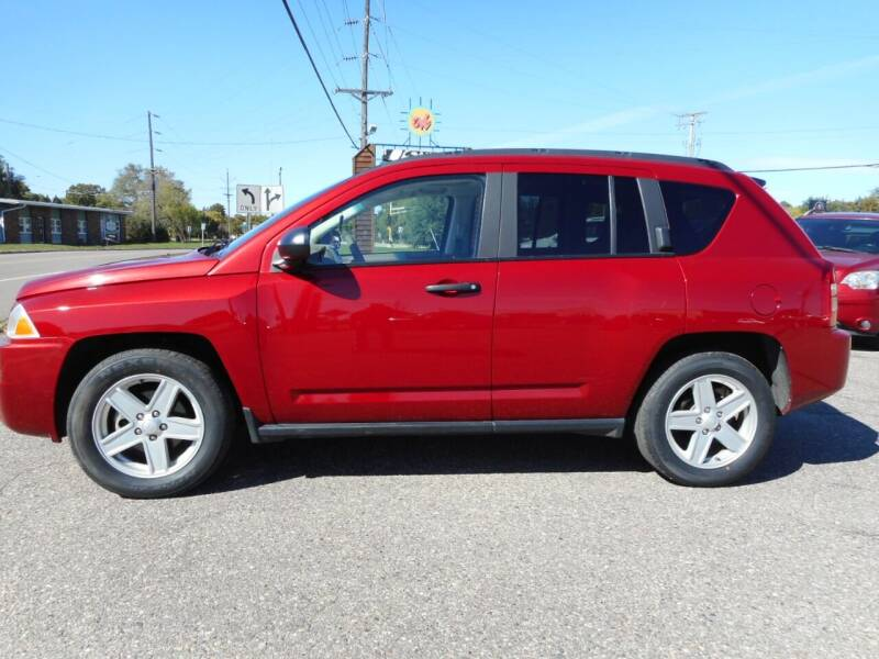 2007 Jeep Compass for sale at O K Used Cars in Sauk Rapids MN