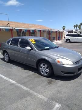 2007 Chevrolet Impala for sale at Car Spot in Las Vegas NV