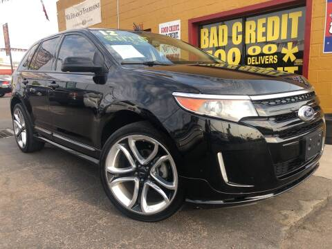 2012 Ford Edge for sale at Sunday Car Company LLC in Phoenix AZ