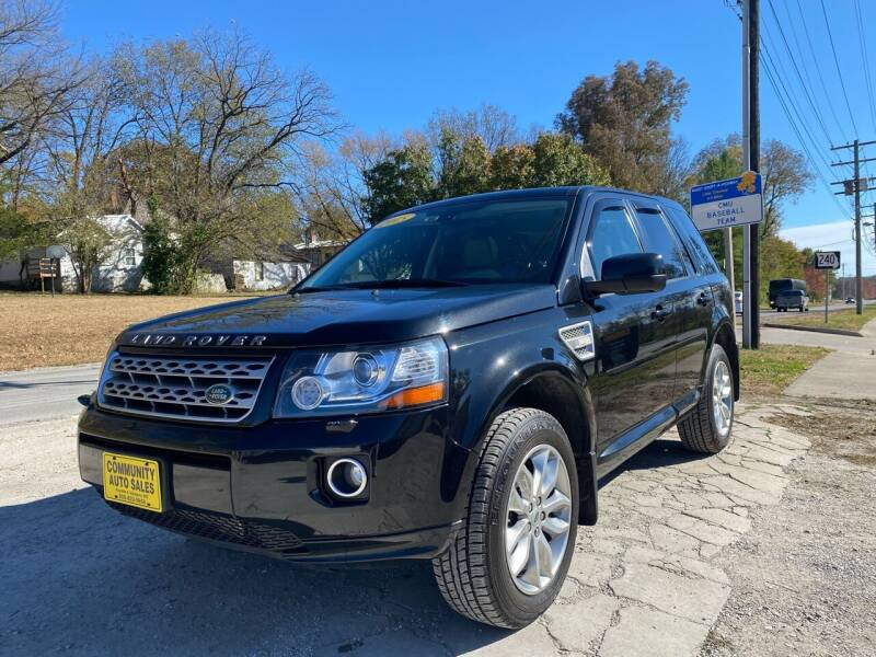 2015 Land Rover LR2 for sale at Community Auto Sales & Service in Fayette MO