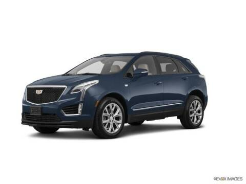 2020 Cadillac XT5 for sale at Radley Cadillac in Fredericksburg VA