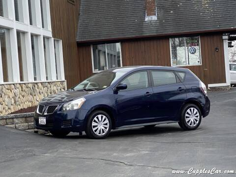 2009 Pontiac Vibe for sale at Cupples Car Company in Belmont NH
