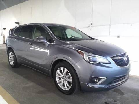 2019 Buick Envision for sale at Tim Short Auto Mall in Corbin KY