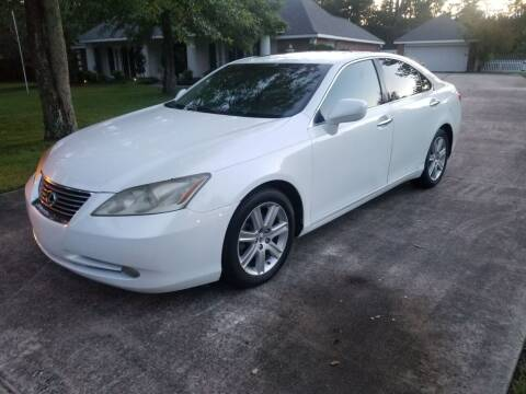 2007 Lexus ES 350 for sale at J & J Auto Brokers in Slidell LA
