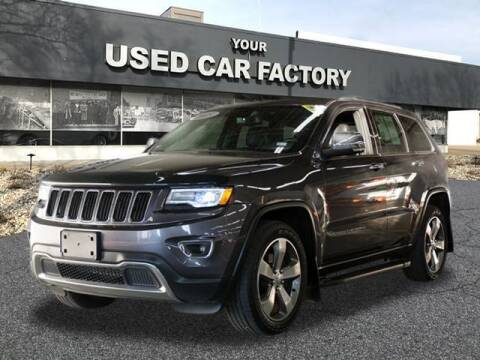 2015 Jeep Grand Cherokee for sale at JOELSCARZ.COM in Flushing MI