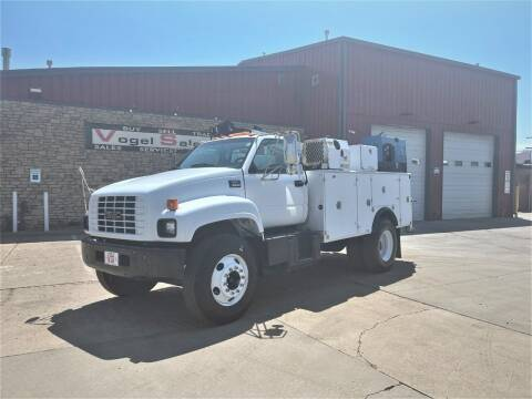 2002 GMC C7500 for sale at Vogel Sales Inc in Commerce City CO