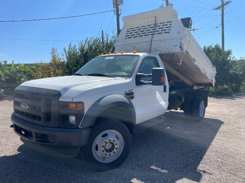 2010 Ford F-550 Super Duty for sale at Samcar Inc. in Albuquerque NM