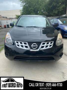 2013 Nissan Rogue for sale at First World Auto in Jamaica NY