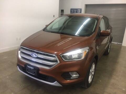 2017 Ford Escape for sale at CHAGRIN VALLEY AUTO BROKERS INC in Cleveland OH