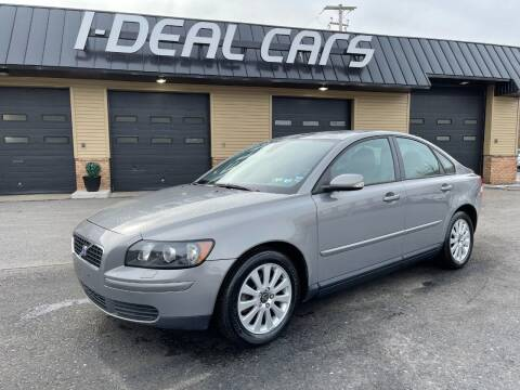 2004 Volvo S40 for sale at I-Deal Cars in Harrisburg PA