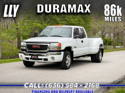 2004 GMC Sierra 3500 for sale at Gateway Car Connection in Eureka MO