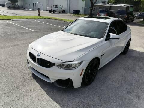 2015 BMW M3 for sale at Best Price Car Dealer in Hallandale Beach FL