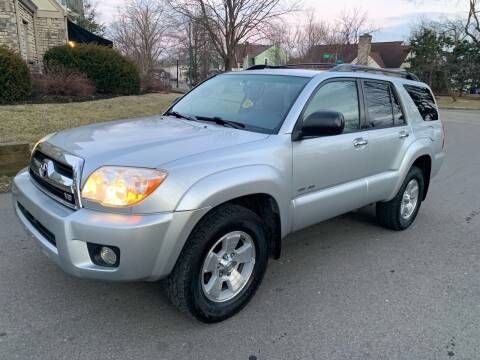 2006 Toyota 4Runner for sale at Via Roma Auto Sales in Columbus OH