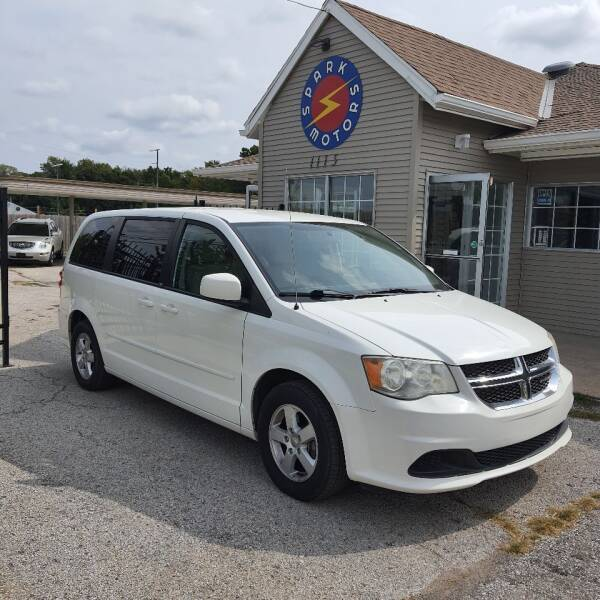 2012 Dodge Grand Caravan for sale at Spark Motors in Kansas City MO