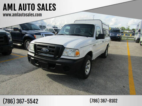 2010 Ford Ranger for sale at AML AUTO SALES - Pick-up Trucks in Opa-Locka FL