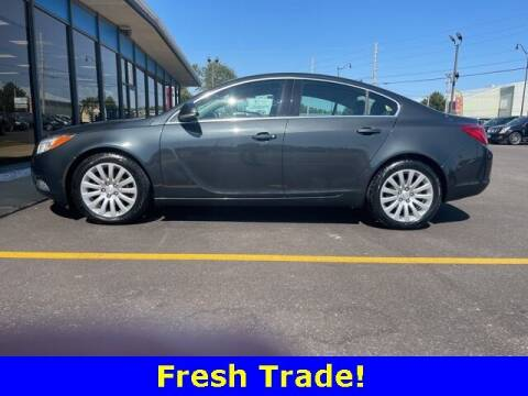 2012 Buick Regal for sale at Piehl Motors - PIEHL Chevrolet Buick Cadillac in Princeton IL