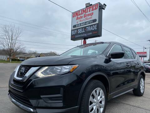 2018 Nissan Rogue for sale at Unlimited Auto Group in West Chester OH
