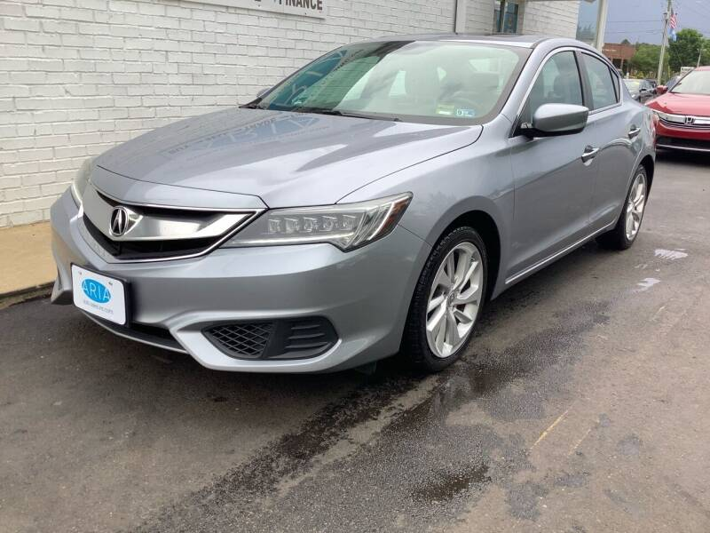 2016 Acura ILX for sale at ARIA  AUTO  SALES in Raleigh NC