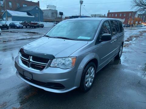 2017 Dodge Grand Caravan for sale at Midtown Autoworld LLC in Herkimer NY
