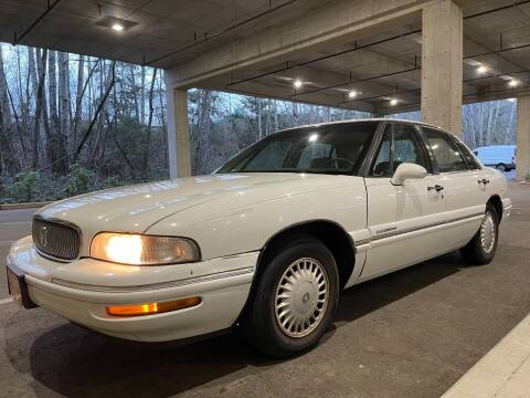 1997 Buick LeSabre for sale at Issaquah Autos in Issaquah WA