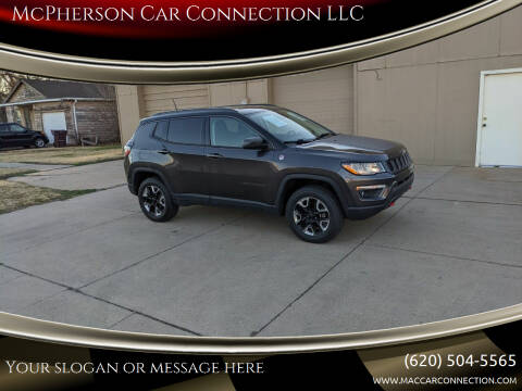 2017 Jeep Compass for sale at McPherson Car Connection LLC in Mcpherson KS