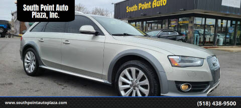 2015 Audi Allroad for sale at South Point Auto Plaza, Inc. in Albany NY