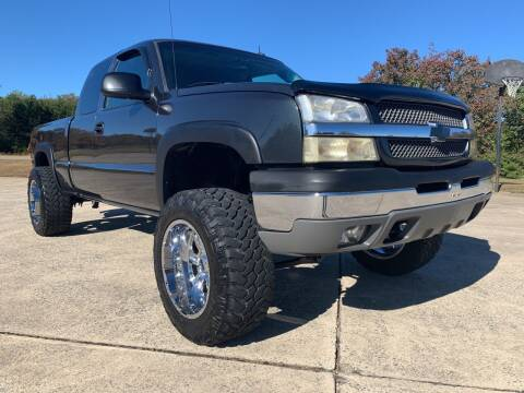 2003 Chevrolet Silverado 1500 for sale at Priority One Auto Sales in Stokesdale NC