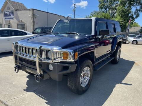 2007 HUMMER H3 for sale at T & G / Auto4wholesale in Parma OH