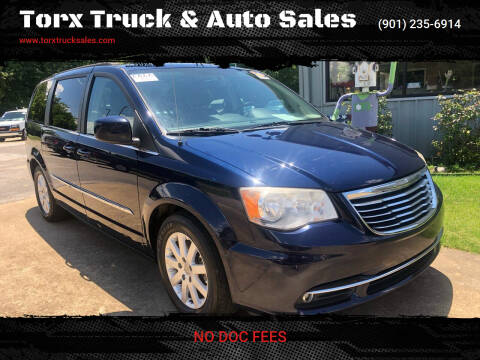 2014 Chrysler Town and Country for sale at Torx Truck & Auto Sales in Eads TN