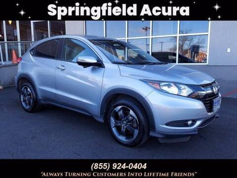 2018 Honda HR-V for sale at SPRINGFIELD ACURA in Springfield NJ