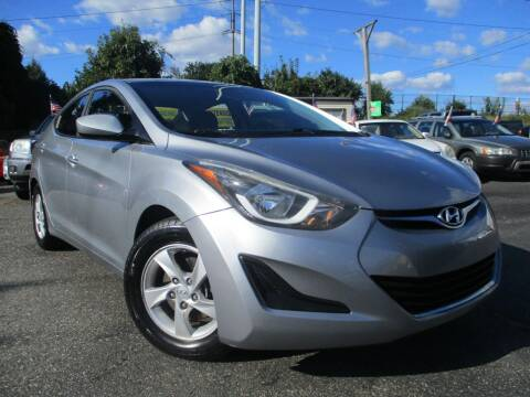 2015 Hyundai Elantra for sale at Unlimited Auto Sales Inc. in Mount Sinai NY