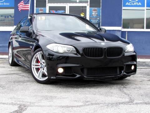 2013 BMW 5 Series for sale at Orlando Auto Connect in Orlando FL