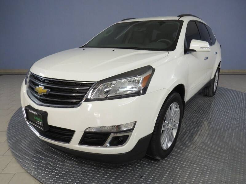2015 Chevrolet Traverse for sale at Hagan Automotive in Chatham IL
