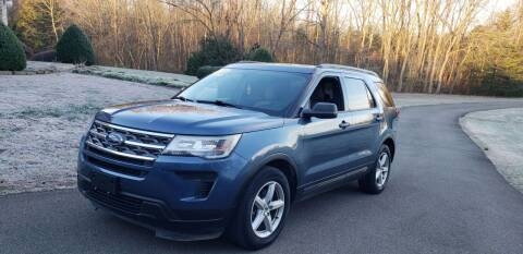 2018 Ford Explorer for sale at Elite Auto Sales in Herrin IL